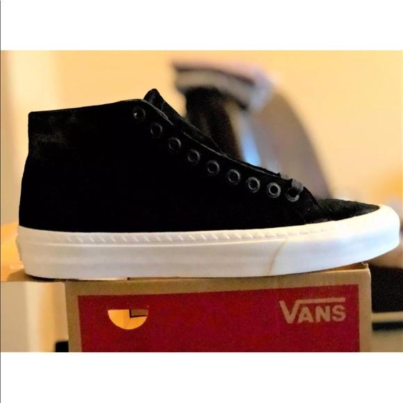1968761eb9 Vans Men s C S Court Mid Native DX Skate Shoes